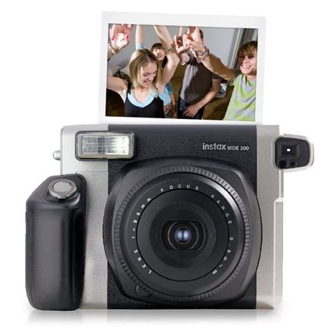 polaroid wide fujifilm instax wide 300 with instant kit 10 sheets