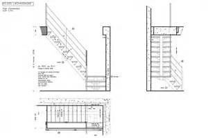 Plan Escalier Limon Central Bois by Escaliers Delestra Applicare