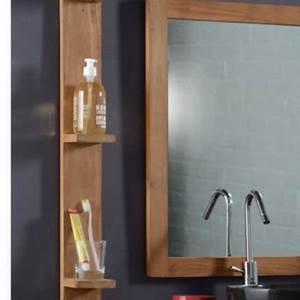 Miroir Étagère Salle De Bain : 13 trucs pas chers pour relooker sa salle de bain marie claire ~ Melissatoandfro.com Idées de Décoration