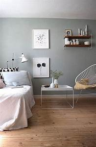 Wohnzimmer Mit Schne Wandfarben
