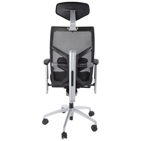fauteuil de bureau tissu fauteuil de bureau cornue en tissu noir
