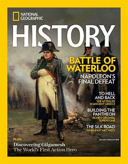 Geographic National Magazine History January Magazines December