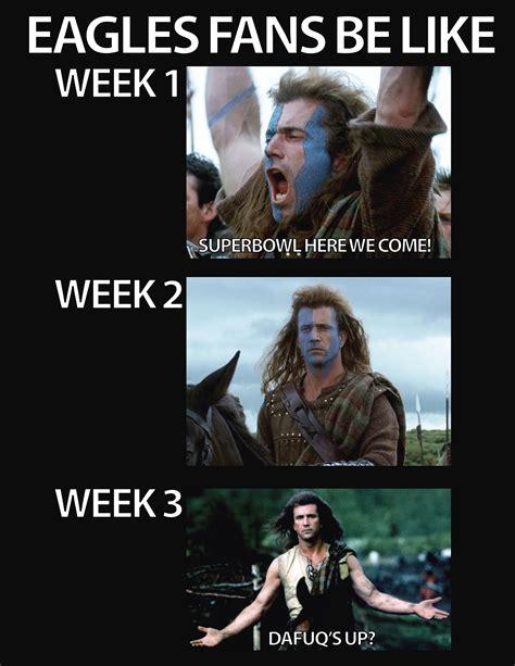Eagles Suck Memes - eagles fans be like seriously dawnellison68 yahoo com pinterest