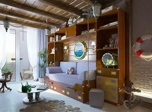 Home, Decor, Trends, 2017, Nautical, Kids, Room, U2013, House, Interior