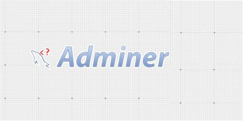 Adminer, Gestiona La Base De Datos Sin Salir De Wordpress