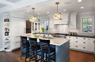 blue kitchen island kitchen subway tiles are back in style 50 inspiring designs