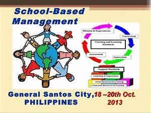 Sbm Latest Trend In School Management