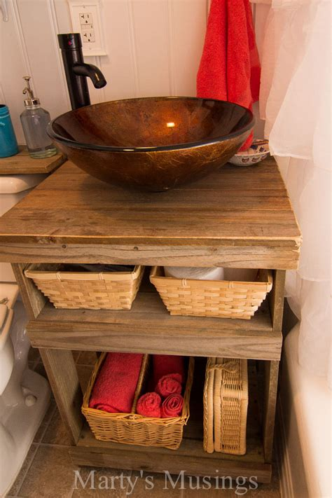 creative diy bathroom vanities