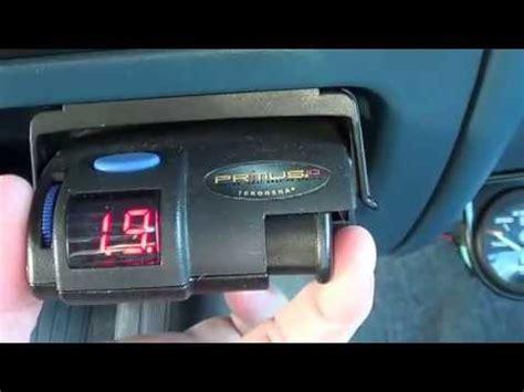 primus iq brake controller video youtube