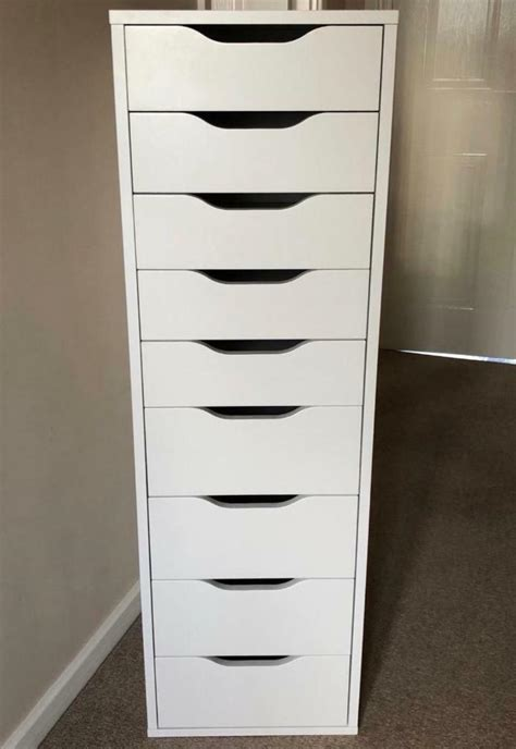 Alex Ikea 9 Drawer - ikea alex 9 drawer unit in rushmere st andrew suffolk