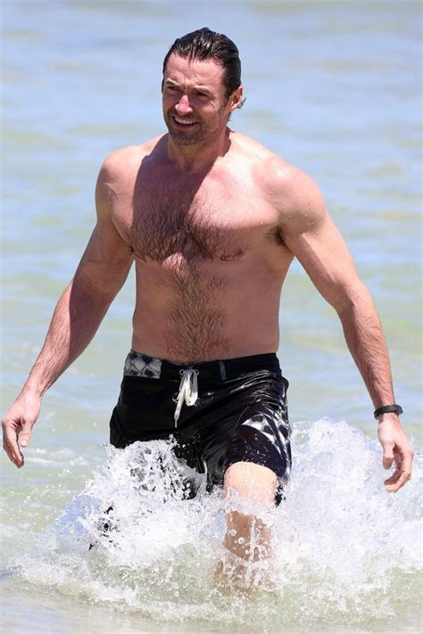 oliver proudlock naked   hugh jackman topless