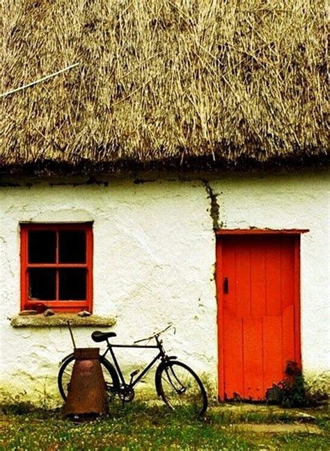 23 Best Interiors Of Old Irish Cottages Images On