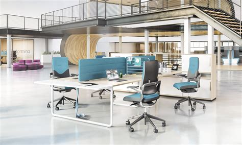 bureau open space bureau bench design pour openspace 2 postes kollori