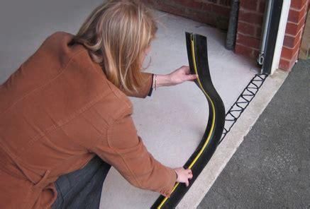 Joint de seuil de porte de garage de 20 mm (hauteur