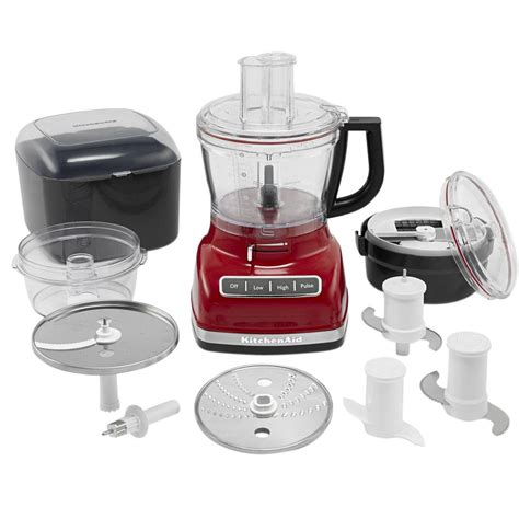 Kitchenaid Mixer Food Processor Review by Kitchenaid Exactslice Food Processor Kfp1133cu The Home