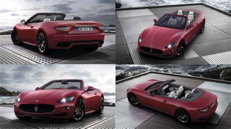 Maserati Grancabrio Modification by Maserati Grancabrio Sport Best Photos And Information Of