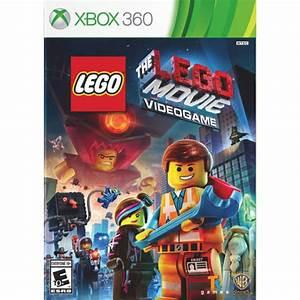 The Lego Movie Videogame Xbox 360 Xbox 360 Games