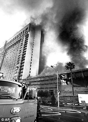 MGM Grand Hotel Fire: Haunting black-and-white images