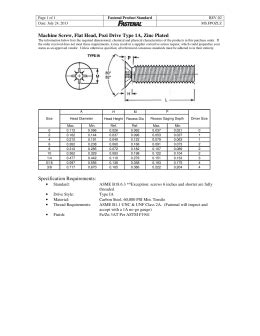 Threaded Rod, ASTM A193 B7, Zinc Plated Specification