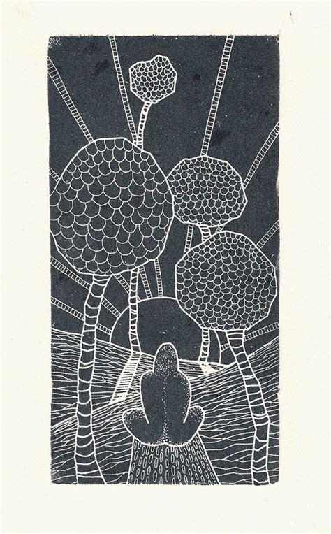 Gatis Kurzemnieks   Prints, Linocut, Beautiful print