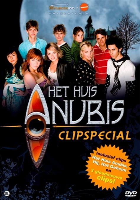 huis anubis 5 bol het huis anubis clipspecial dvd vreneli van