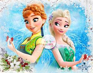 Frozen Fever images Anna and Elsa HD wallpaper and ...