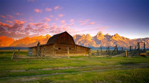 Grand Teton Sunrise Graham Clark Photography