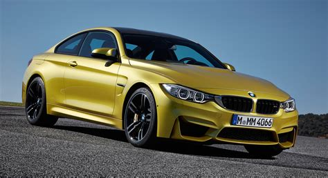 Bmw M4 Coupe 4k Wallpapers by Bmw M4 Coupe Yellow Hd Desktop Wallpapers 4k Hd