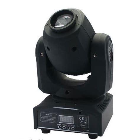 dj led moving head light 2pcs 30w led moving head light led spot stage lighting dj