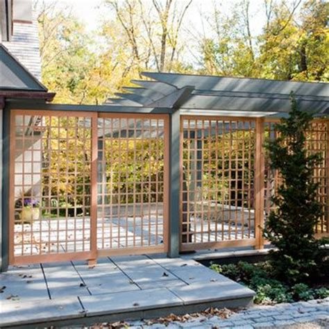 deck privacy screen design ideas pictures remodel and