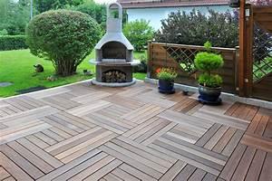 Bodenbelag Terrasse Holz : holzfliesen verlegen unterkonstruktion kf36 hitoiro ~ Whattoseeinmadrid.com Haus und Dekorationen