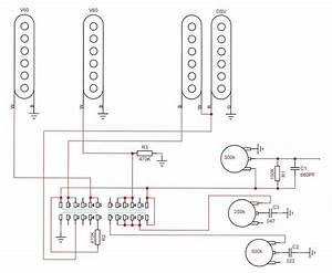 Hss Telecaster Wiring Diagram