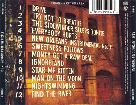 automatic   people rem songs reviews credits allmusic