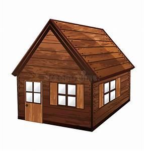 maison en bois image libre de droits image 16483906 With plan maison r 1 100m2 17 chalet en kit vente de chalet en kit maison bois en kit