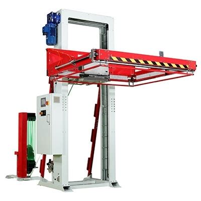 pstr phs horizontal pallet strapping machine propel packaging