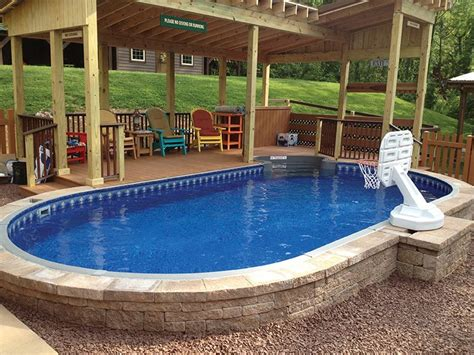 where to sell a pool we sell high quality semi inground pools in suffolk and