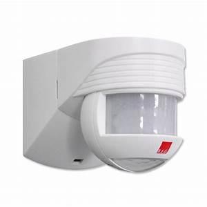 Spot Detecteur De Mouvement : d tecteur de mouvement beg luxomat 140 blanc ~ Dailycaller-alerts.com Idées de Décoration