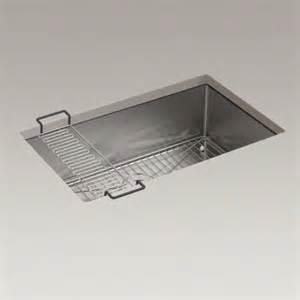 kohler k 5409 na strive 30 undermount single bowl kitchen