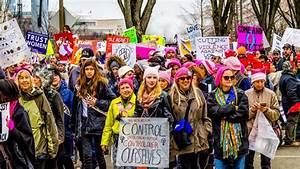 Women's March Organizers Want to 'Confront White Womanhood ...