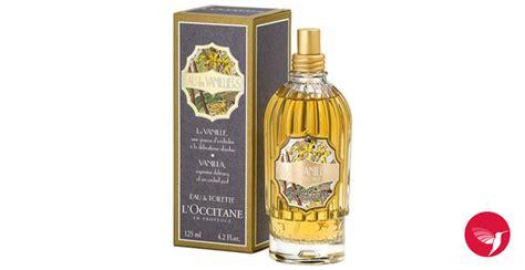 Sié E Social L Occitane Eau De Vanilliers L Occitane En Provence Perfume A