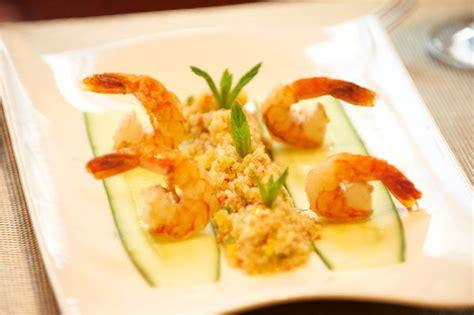 citronnelle cuisine repas gastronomique à l hostellerie des châteaux galerie