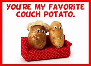 MyFunCards | Couch Potato - Send Free Humor eCards, Humor ...