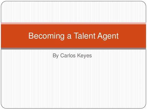 talent agent  carlos keyes  carlos keyes