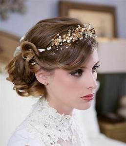 Couronne De Fleurs Cheveux Mariage : 65 couronne de fleurs pour votre coiffure parfaite ~ Farleysfitness.com Idées de Décoration