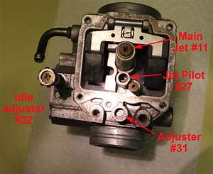 Carb Adjustment For  U0026 39 04 Polaris 700 Sportsman