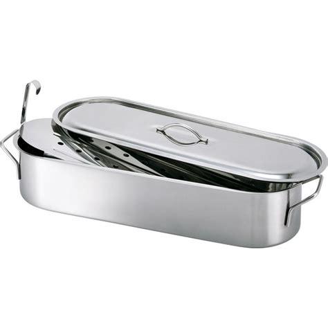 poissonniere cuisine poissonnière inox mundu fr