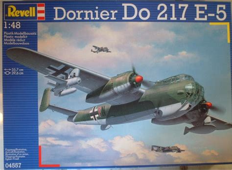 Revell 1/48th Scale Dornier Do-217 E-5
