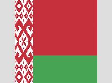 Flag of Belarus image and meaning Belarusian flag