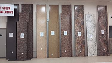 In Stock Laminate Countertops laminate countertops pease warehouse kitchen showroom