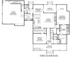 upstairs floor plans southern heritage home designs house plan 3452 a the